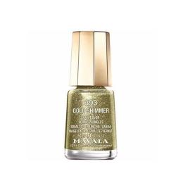 Mavala 393 Gold Shimmer - 5ml