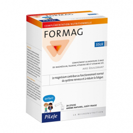 Pileje Formag stick enfant - 20 sticks