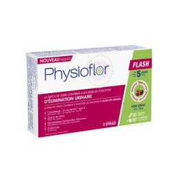 Iprad Physioflor flash - 10 gélules + 10 comprimés