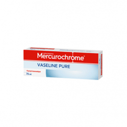 Mercurochrome Vaseline pure - 75ml