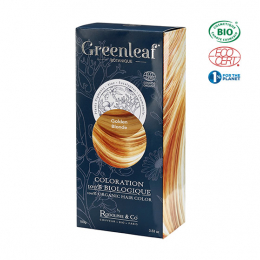 Greenleaf botanique Coloration BIO Golden blonde (Blond doré) - 100g