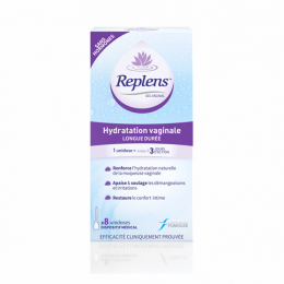 Replens Gel vaginal - 8 unidoses