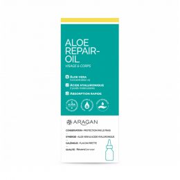 Aragan aloe repair-oil - 50ml