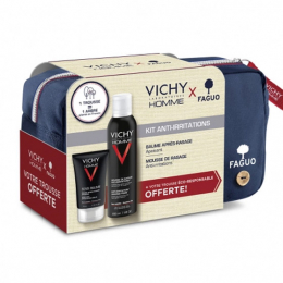 Vichy Homme Trousse anti-irritations