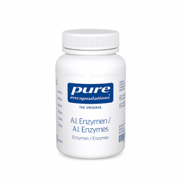Pure encapsulations A.I Enzymes - 60 capsules