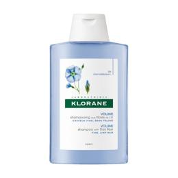 Klorane shampooing aux fibres de lin - 200ml