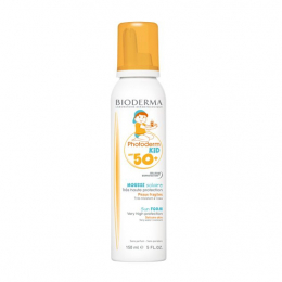 Bioderma Photoderm kid mousse spf50+  - 150ml