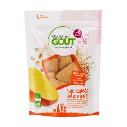Good Gout Les carrés mangue - 50g