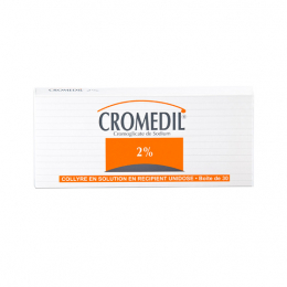 Cromedil 2% - 30 unidoses