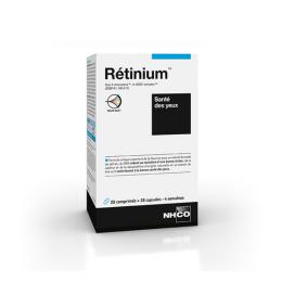 NHCO Retinium - 28 comprimés + 28 capsules