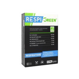Aragan Synactifs Respi green - 10 gélules