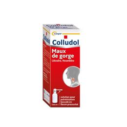 Colludol collutoire Maux de gorge - 30ml