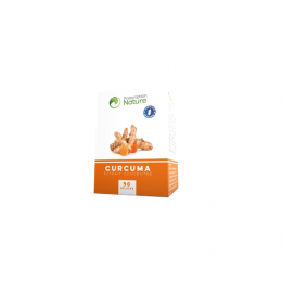 Prescription Nature Curcuma - x90 gélules