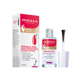 Mavala 002 Base protectrice double action – 10ml