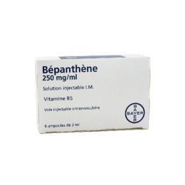 Bépanthène 250 mg/ml - 6x2ml