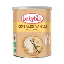 Babybio Céréales Vanille avec Quinoa - 220g