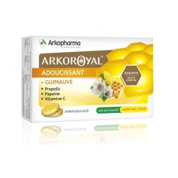 Arkopharma Arkoroyal Pastilles adoucissantes - 24 pastilles à sucer