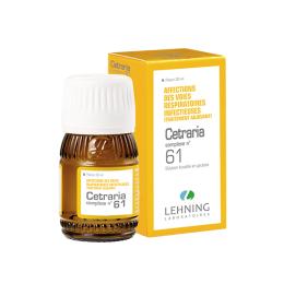 Lehning Cetraria complexe n°61 - 30ml
