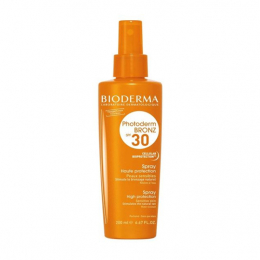 Bioderma Photoderm bronz SPF 30 - 200ml