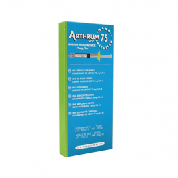 Arthrum Visc 75 sodium hyaluronate