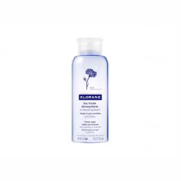 Klorane eau florale démaquillante - 400ml