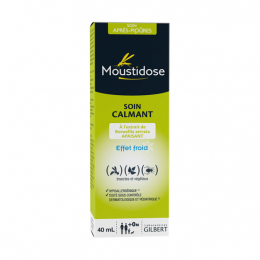 Moustidose soin calmant effet froid - 40ml