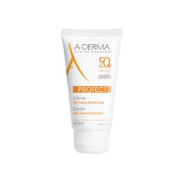 Aderma protect crème sans parfum SPF50+ - 40ml