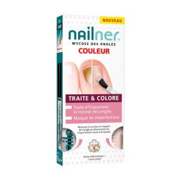 Nailner Traite et Colore -  2X5ml