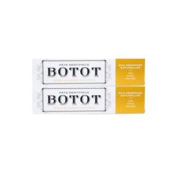 Botot Dentifrice Anis Citrus Réglisse - 2x75ml