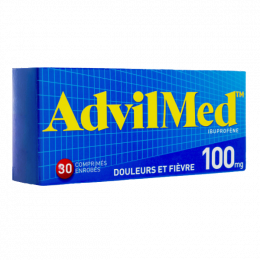 AdvilMEd 100mg - 30 Comprimés