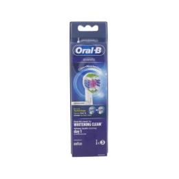 Oral B Brossettes 3D White - x3