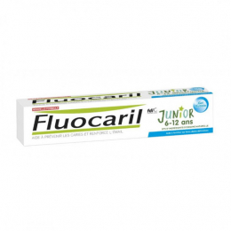 Fluocaril Dentifrice Junior Gel Bubble Gum 145mg - 75ml