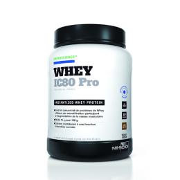 Whey IC80 pro saveur vanille - 750 g