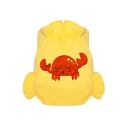 Eliott et loup Maillot de bain couche Crabe