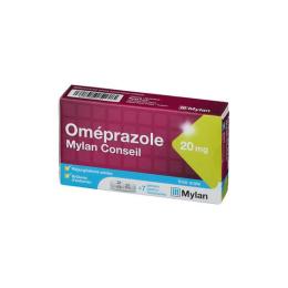 Mylan Oméprazole 20mg - 7 gélules