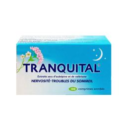 Tranquital  - 100 comprimés