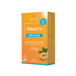 Biocyte Terracotta Après-soleil - 10 sticks