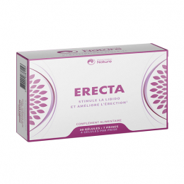 Prescription Nature Erecta - 40 gélules