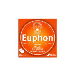Euphon  - x70 pastilles