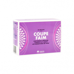 Prescription nature Coupe faim - x60 gélules