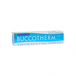 Buccotherm Dentifrice prévention caries - 75ml