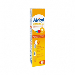Alvityl Vitamine D3 - 10ml