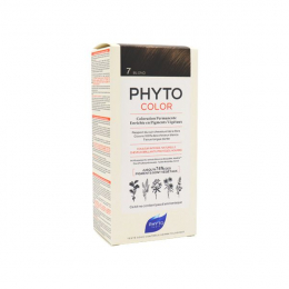 Phyto color Kit de coloration permanente 7 blond