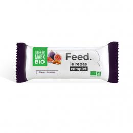 Feed barre figues amandes BIO - 100g