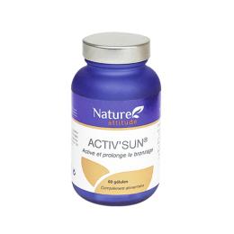 Nature attitude activ'sun - 60 gélules