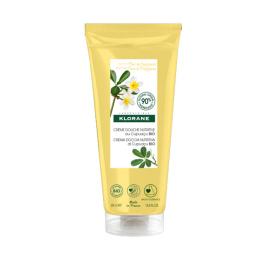Klorane Crème Douche Nutritive au Cupuaçu Bio Parfum Fleur de Frangipanier - 200ml
