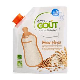 Good gout Avoine blé riz - 200g