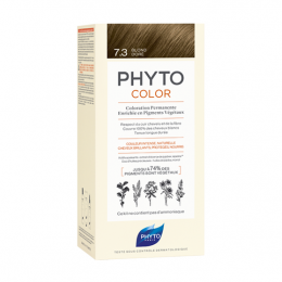 Phyto Phytocolor  Kit de coloration permanente - 7.3 Blond doré