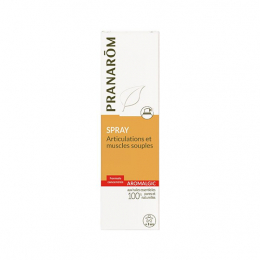 Pranarom aromalgic spray articulations et muscles souples - 50ml