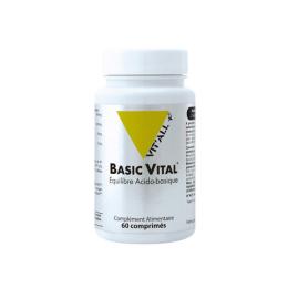 Vitall+ Basic Vital - 60 comprimés